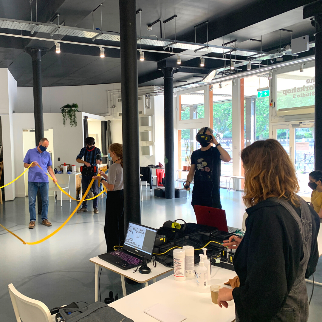 Remodelling Soma: The team reflect on our Bristol R&D week, September 2021